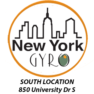New York Gyro (South Location)